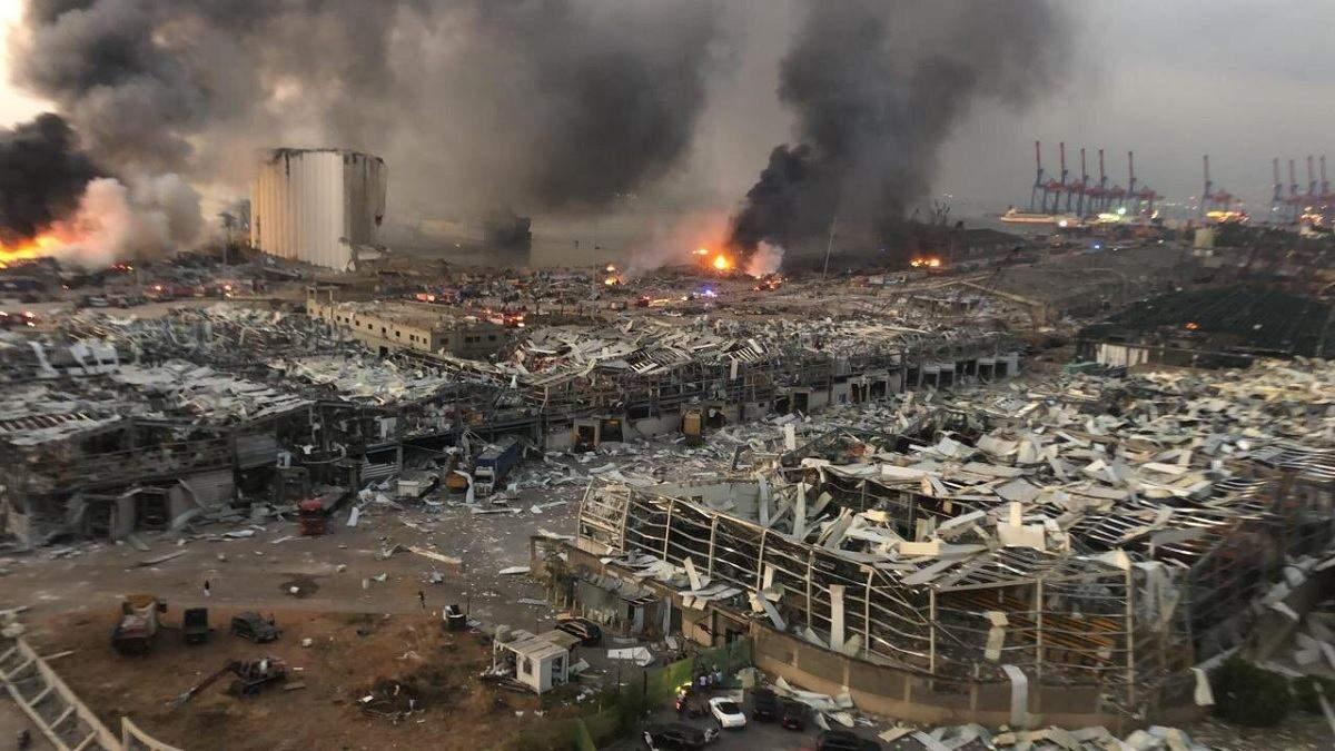 Причины взрыва в Бейруте: что случилось 4 августа 2020