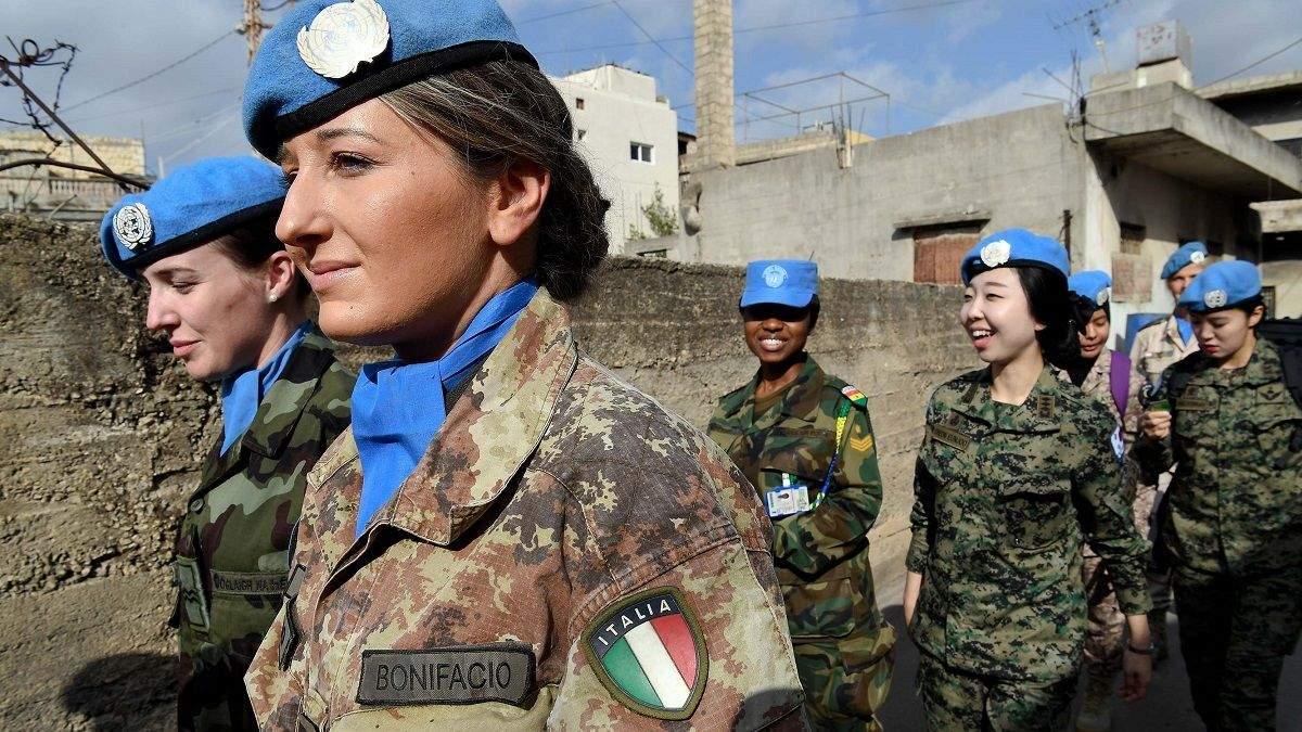 Взрывы в Бейруте: пострадали миротворцы ООН