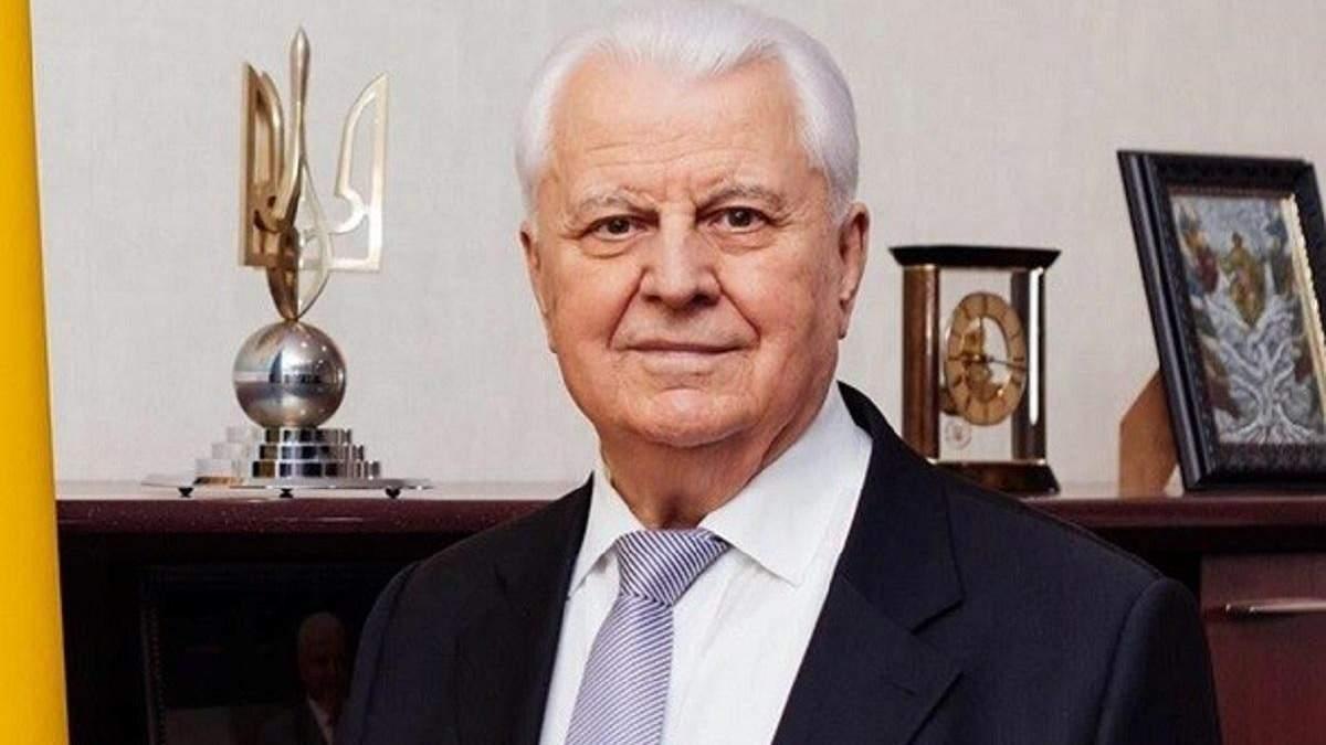 Кравчук розповів, що він думає про мінські переговори