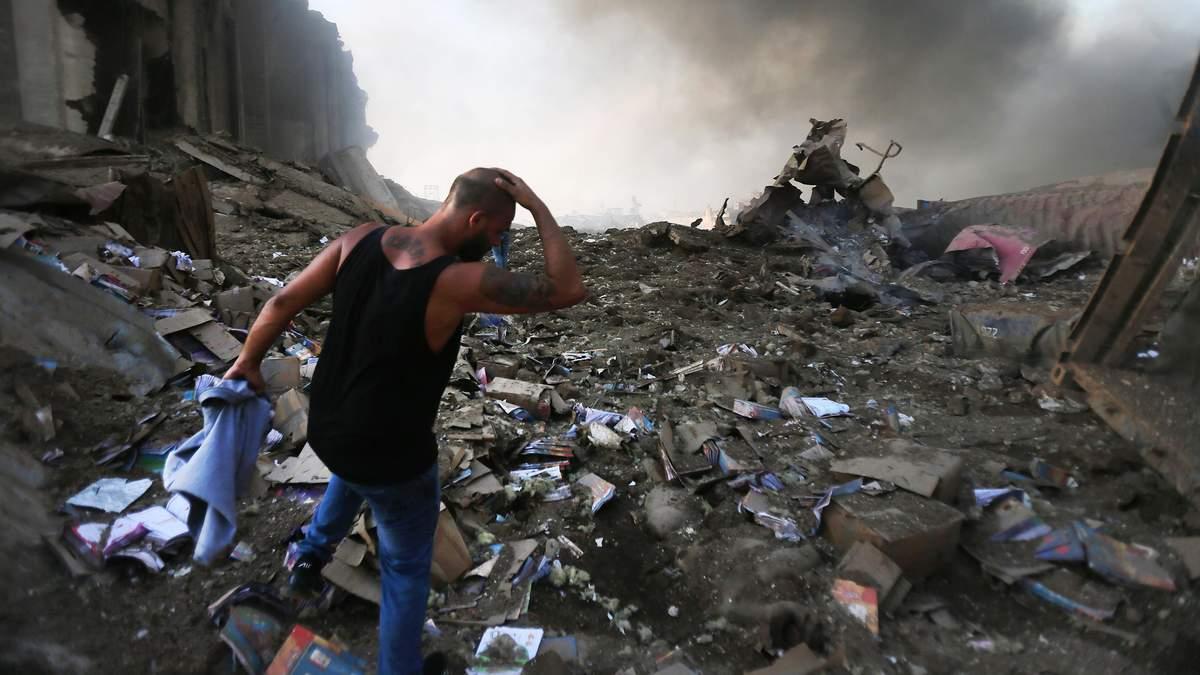 Україна відправить рятувальників і гуманітарну допомогу Лівану