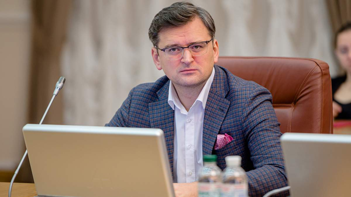 Дмитрий Кулеба. Глава МИД