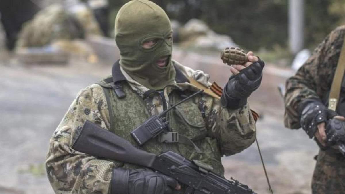 Бойовики готували теракти в мирних українських містах