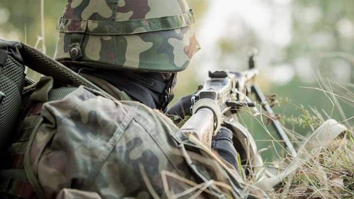 Окупанти понад 250 разів порушили перемир'я на Донбасі
