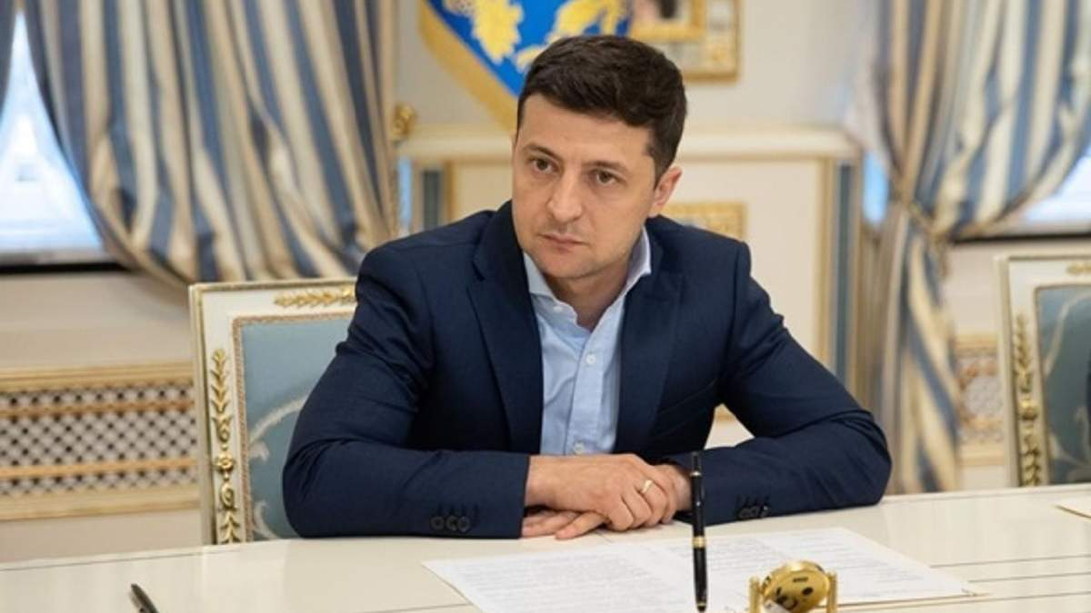 Зеленський про порушення бойовиками перемир'я на Донбасі