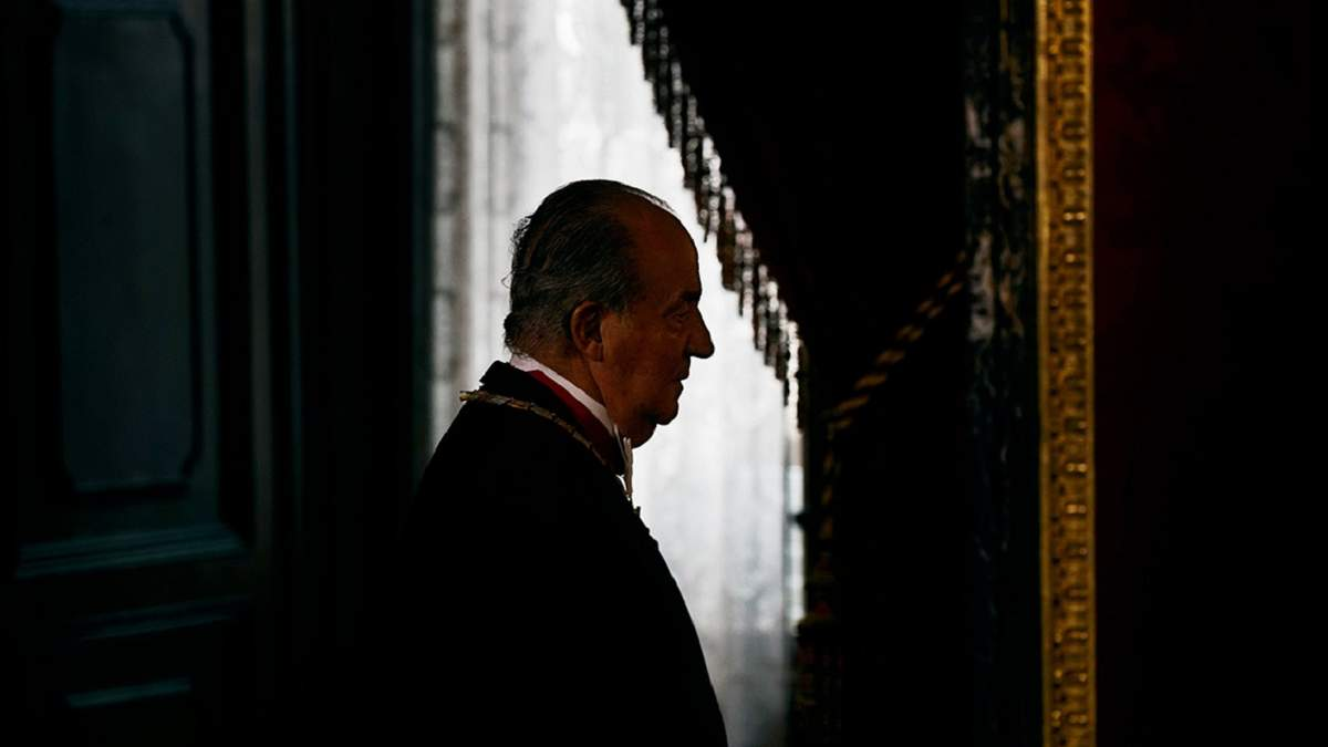История Хуана Карлоса