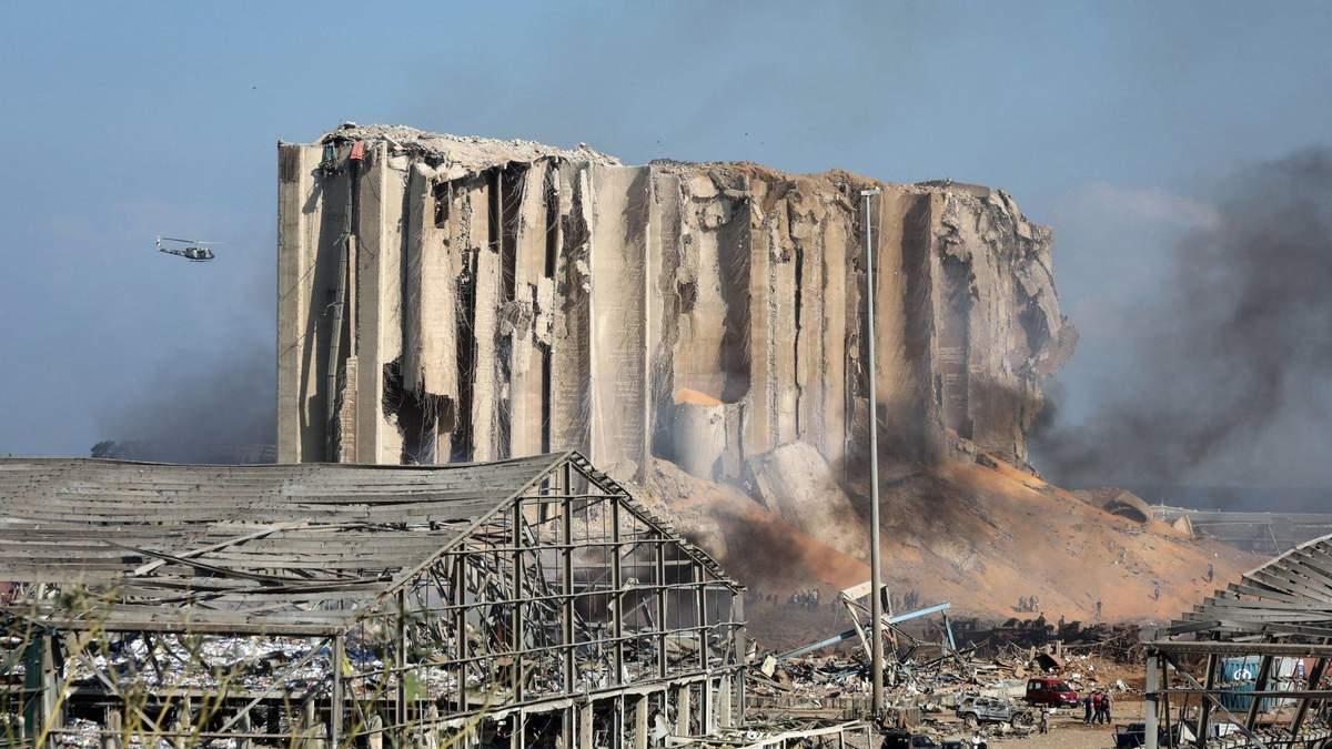 Взрыв в Бейруте: полиция Кипра опросила россиянина Гречушкина