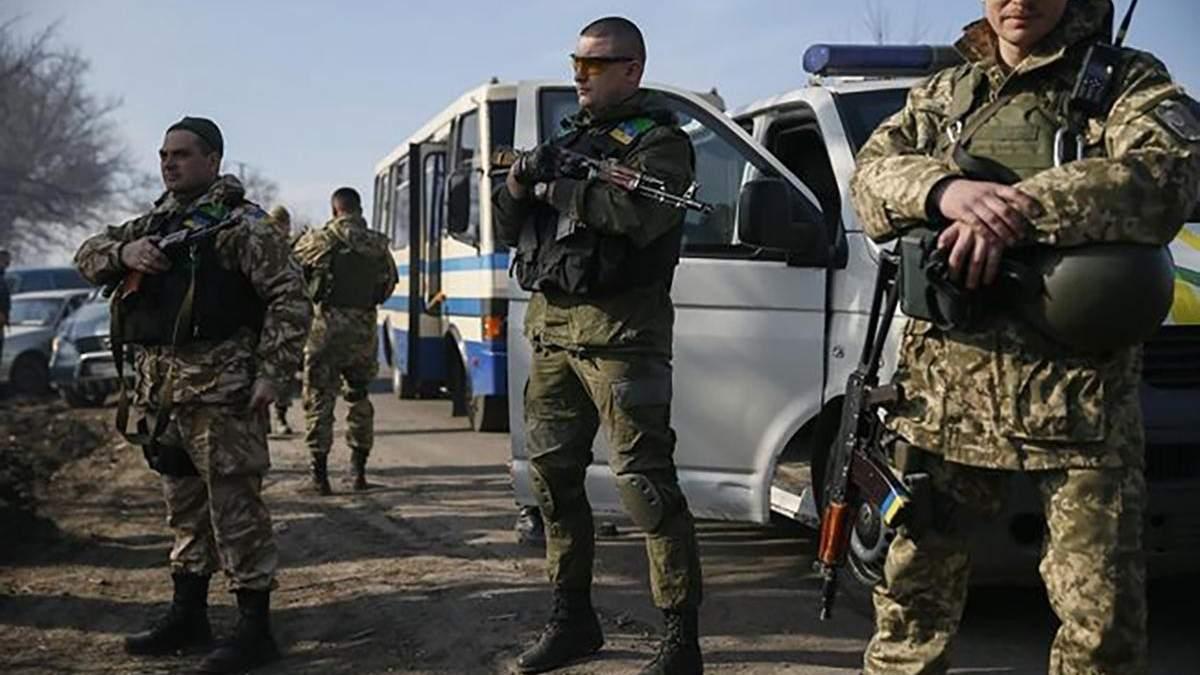ВОПУ анонсировали новый обмен удерживаемыми лицами