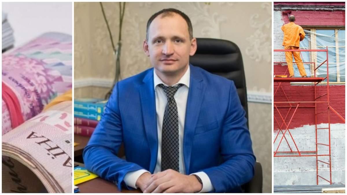 Олег Татаров, новий заступник Єрмака: майно, статки, заробітки за 2019