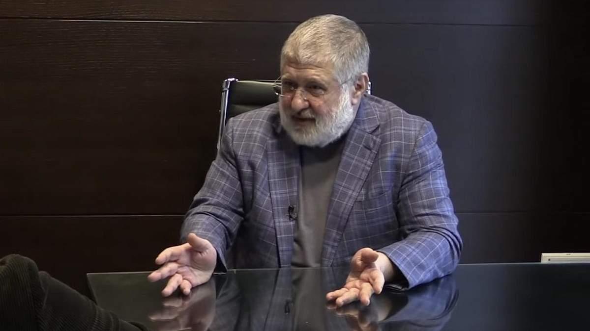 Игоря Коломойского обвиняют в серьезных преступлениях