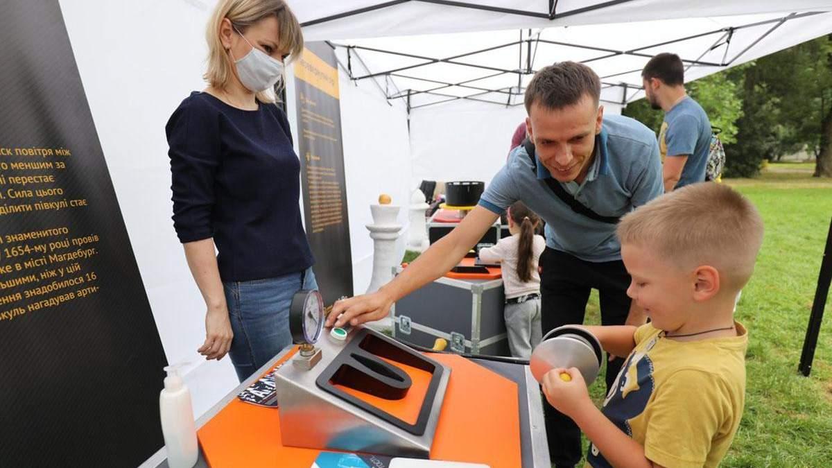 """""""Наука идет к тебе"""": странствующую лабораторию для школьников создали во Львове"""