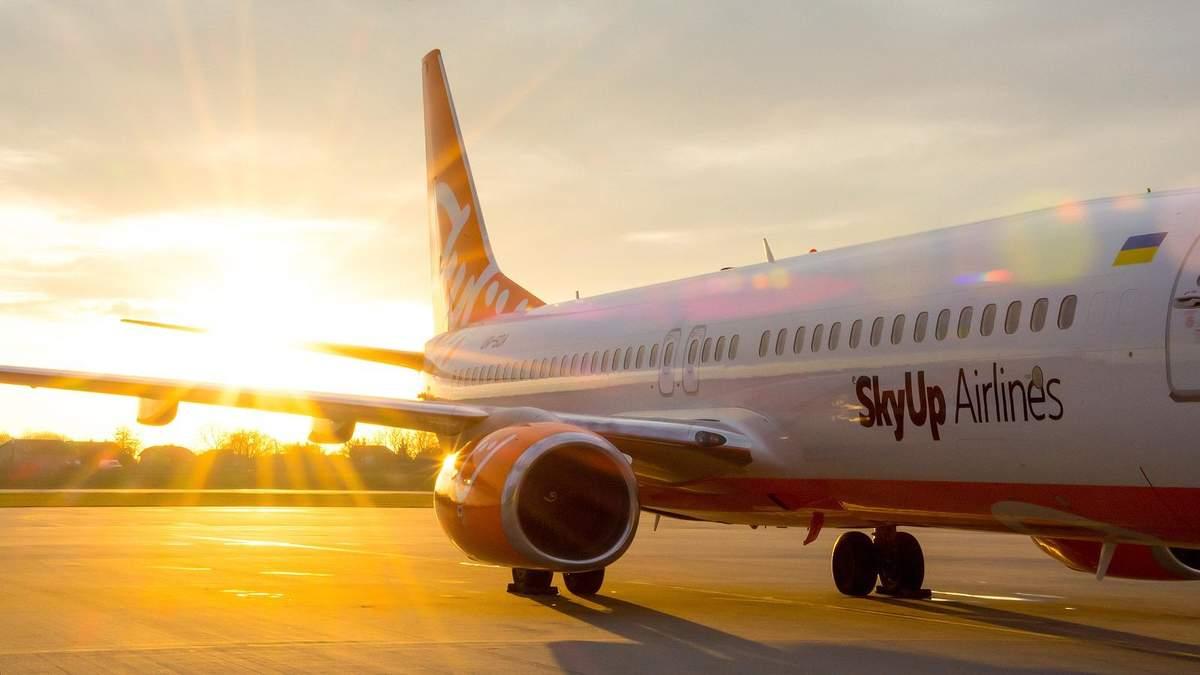 Лоукостер SkyUp открывает продажу билетов в 14 стран Европы на зимний сезон