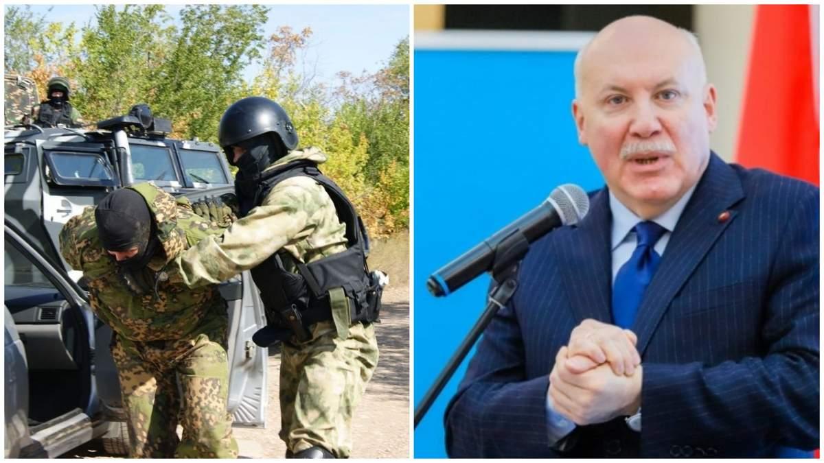 Затримання вагнерівців: Росія назвала це аферою третьої країни