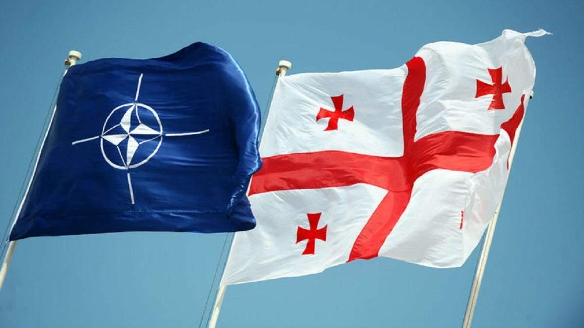 Грузия полностью готова вступить в НАТО