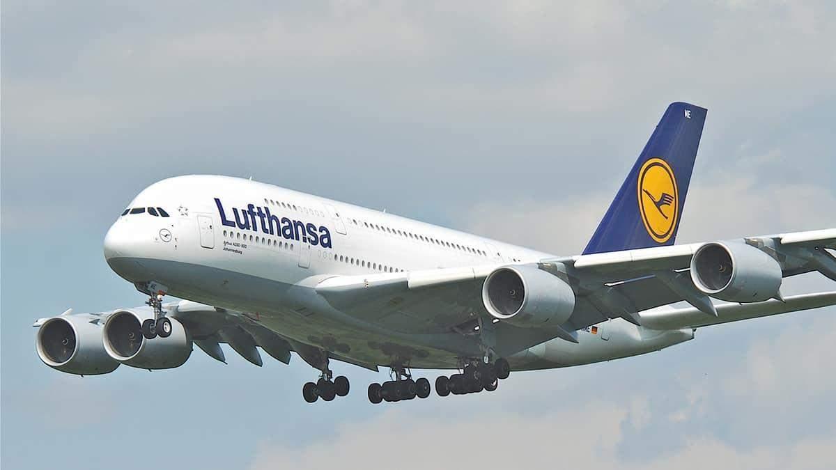 Lufthansa поновлює рейс Київ – Мюнхен: відома дата