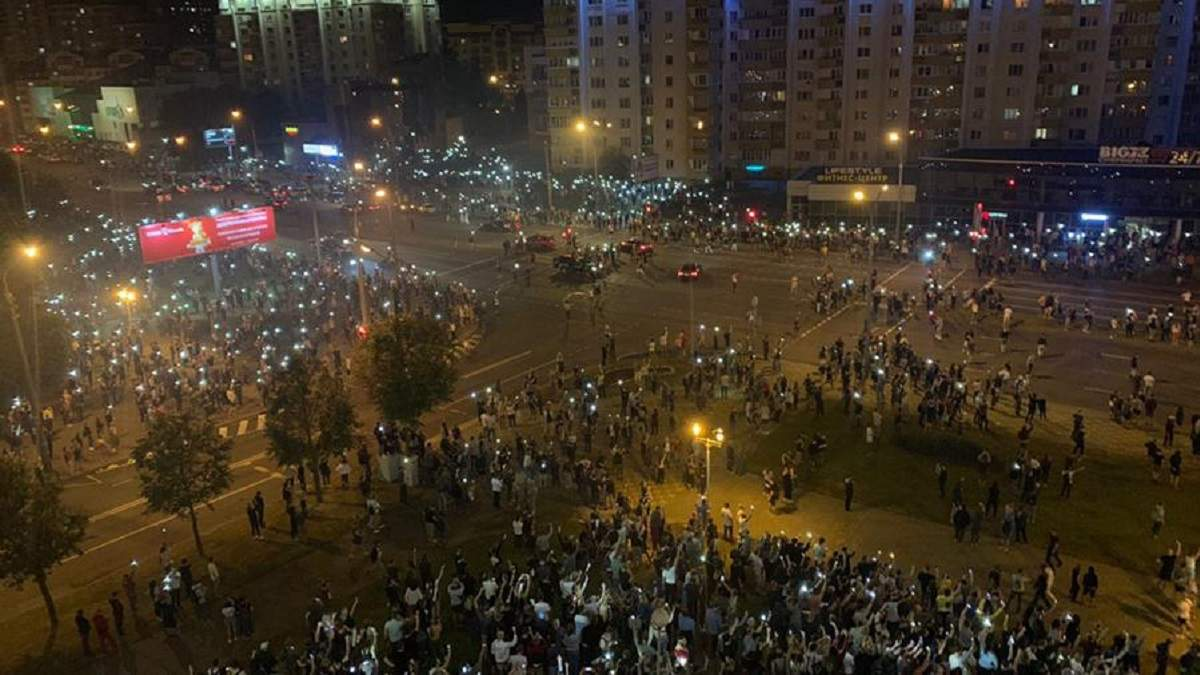 Протести в Білорусі: яка ситуація в різних містах