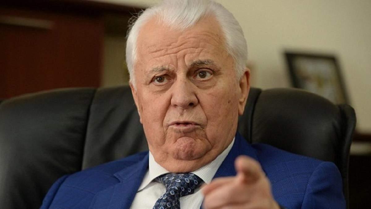 Кравчук прокоментував позицію Медведчука по Донбасу: чи бачить він кума Путіна у ТКГ