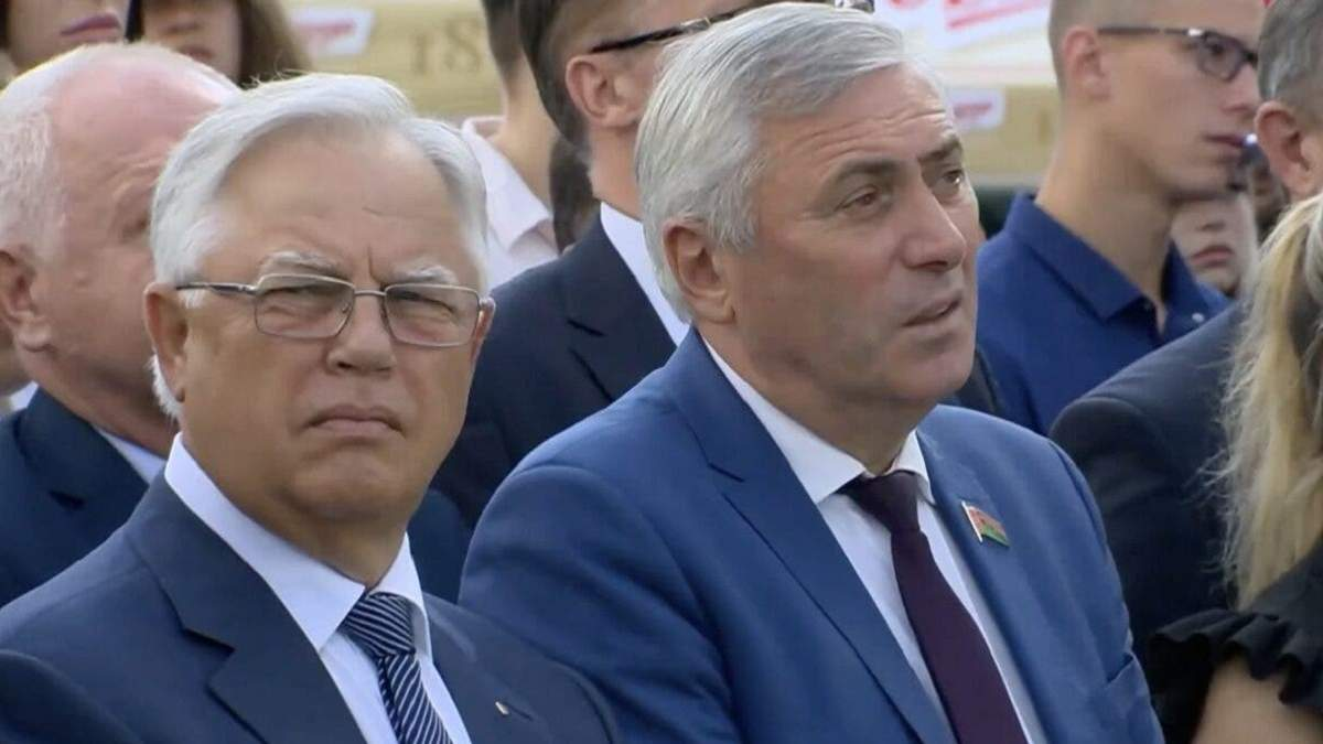 Петро Симоненко засвітився на святкуванні Лукашенка