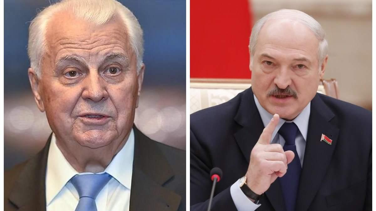 Протесты в Беларуси: реакция Леонида Кравчука