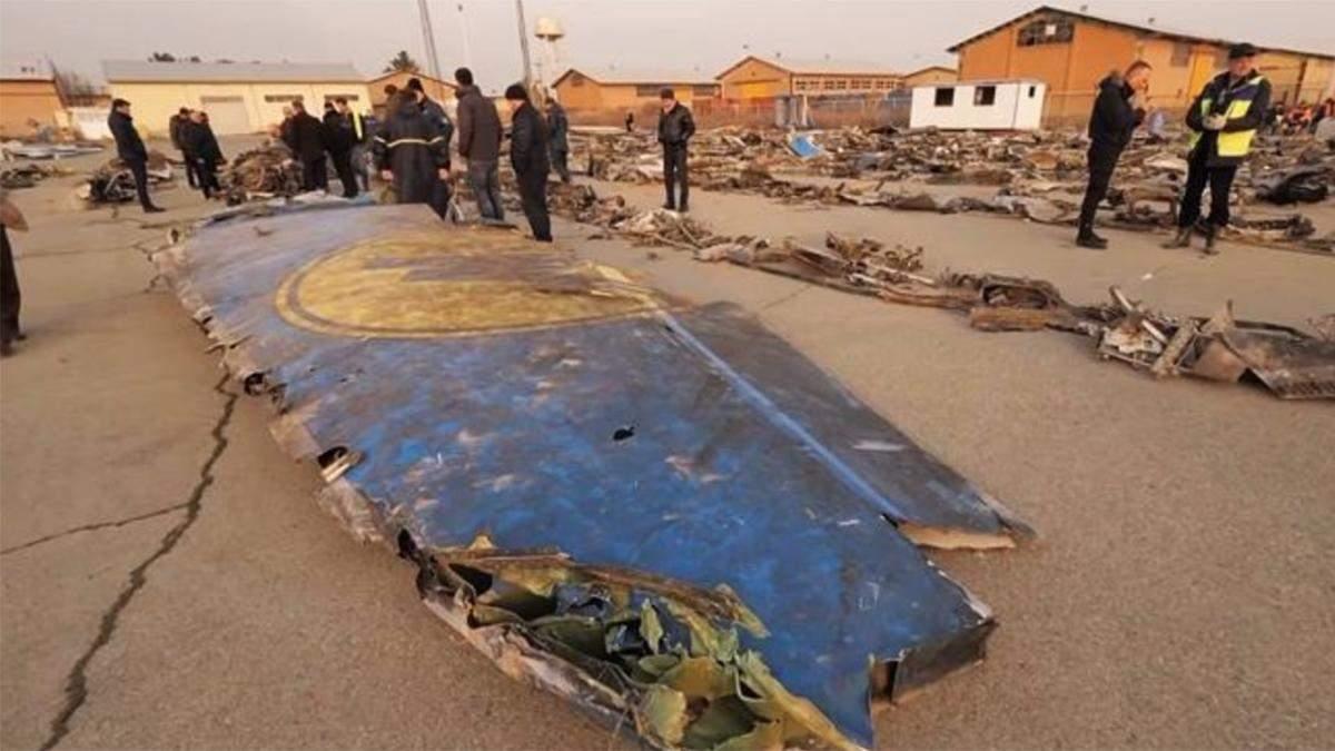 Ирану придется выплатить компенсацию МАУ за сбитый самолет, – МИД