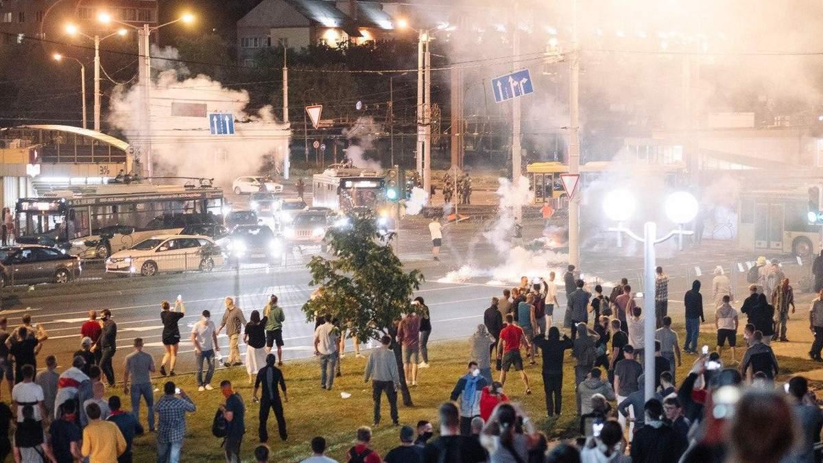 Дві тисячі протестувальників затримали у другий день