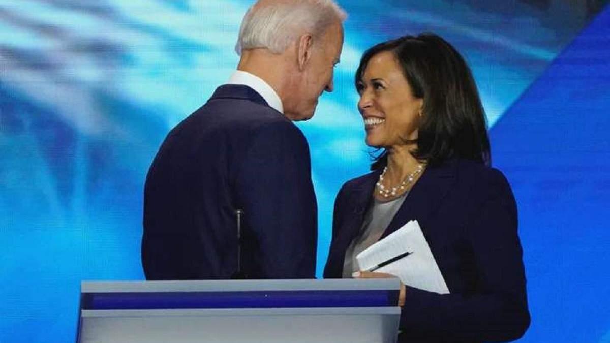 Камала Гарріс – кандидатка у віцепрезиденти США: хто вона
