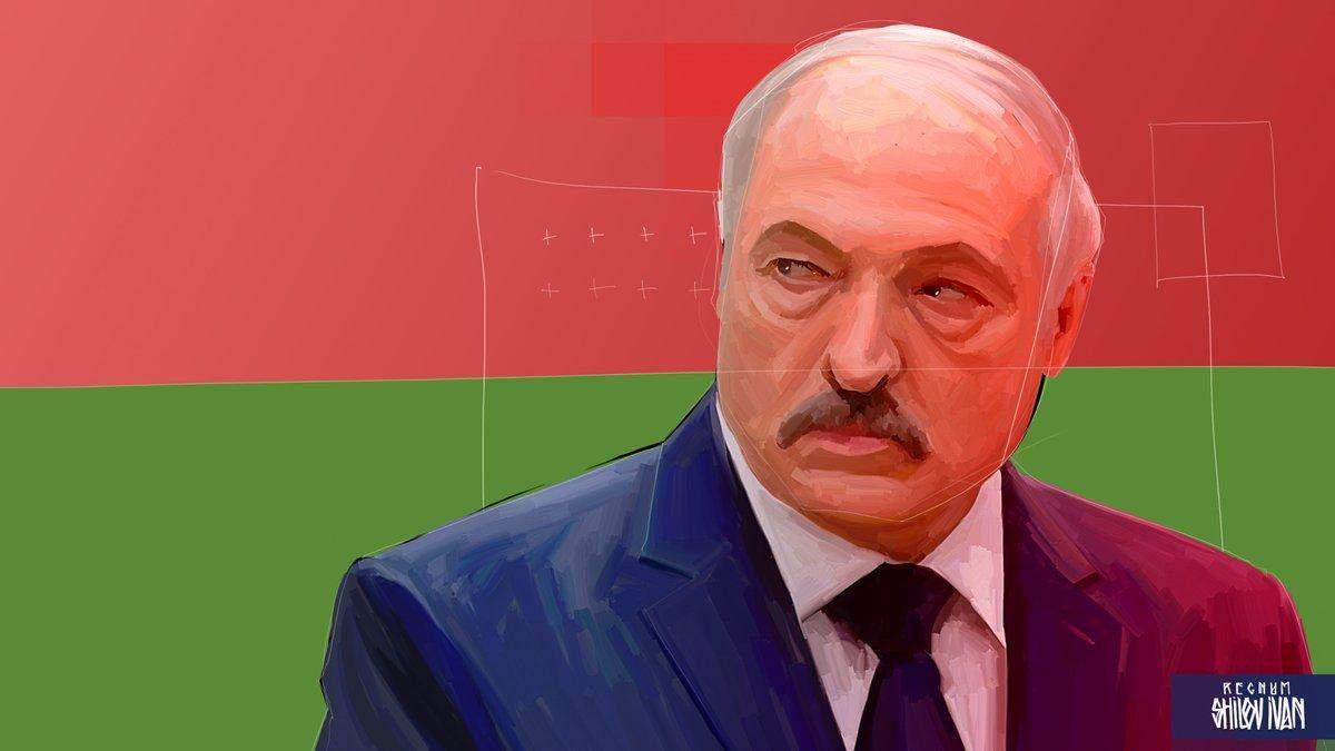 Лукашенко уходи!