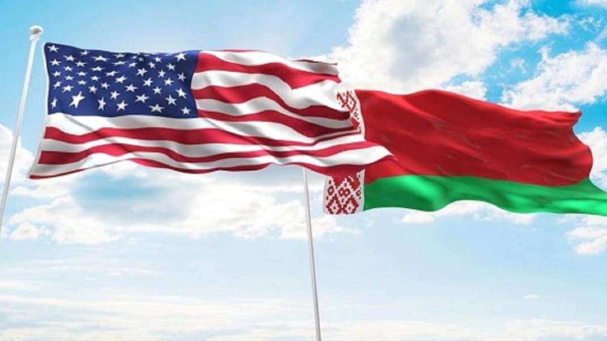 США ще не вирішили, як реагувати на події в Білорусі