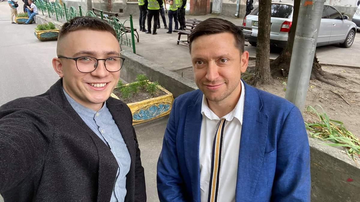 Справа Стерненка: активістові в СБУ вручили обвинувальний акт