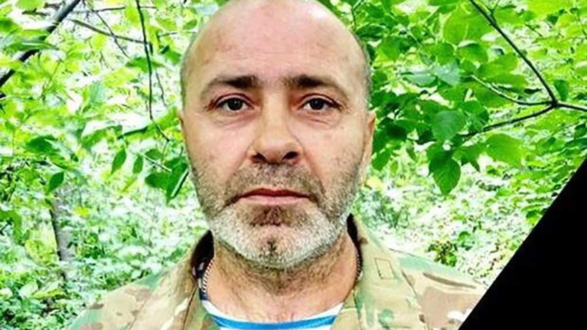 Сергей Похович погиб на Донбассе: что о нем известно