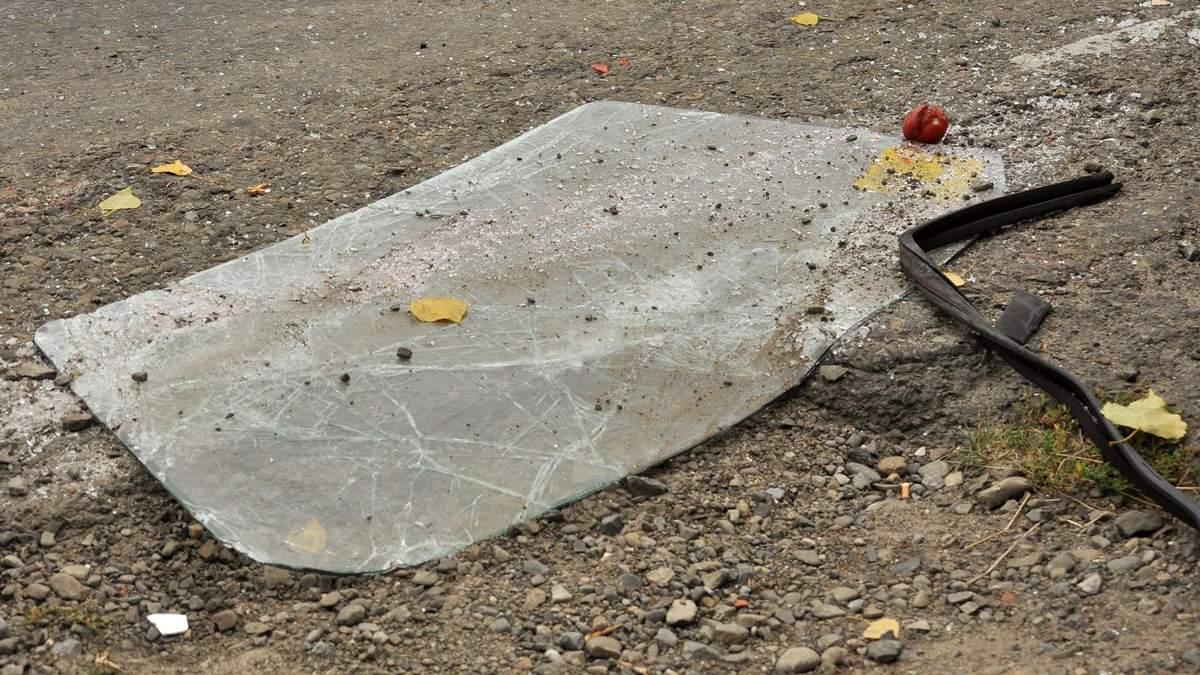У Криму під колесами авто загинула 4-річна дівчинка
