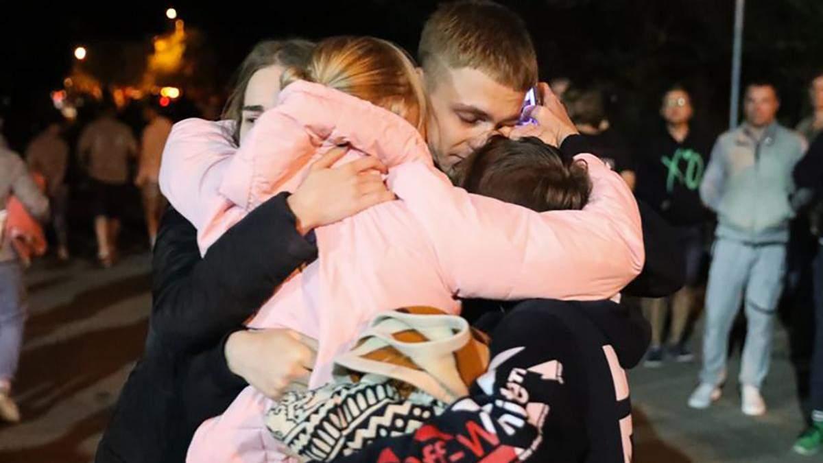 Как в СИЗО избивали задержанных в Минске протестующих: видео