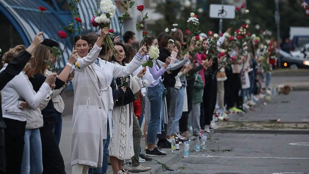 Новини Білорусі 15 серпня 2020: протести сьогодні – відео, фото