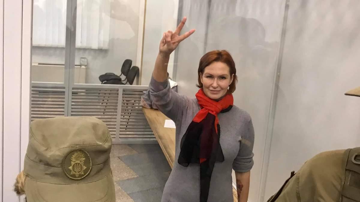 Юлія Кузьменко розповіла про перебування в СІЗО та пригадала день вбивства Шеремета