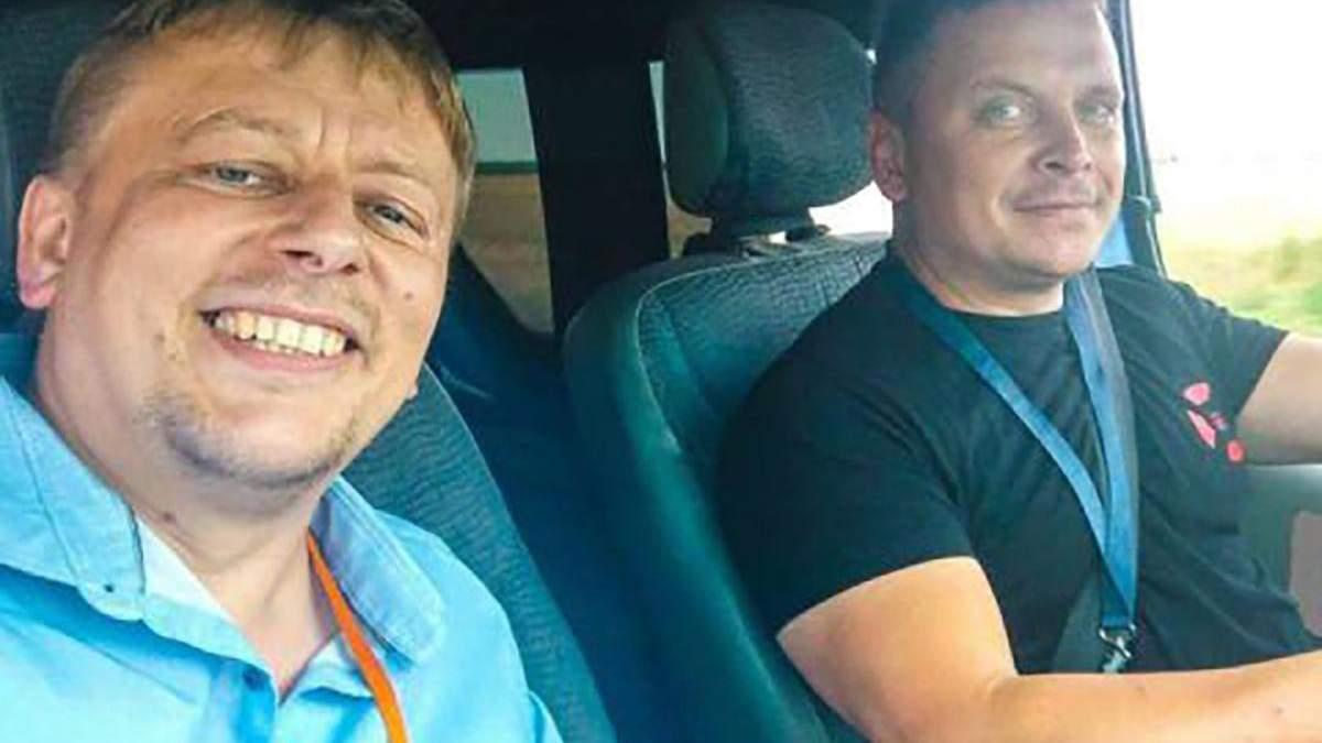 Затримані у Білорусі Рєуцький і Васильєв повернулися в Україну