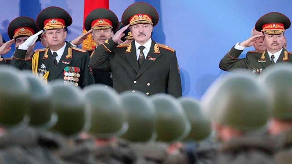 Лукашенко віддав наказ перекинути повітряно-десантну бригаду з Вітебська в Гродно