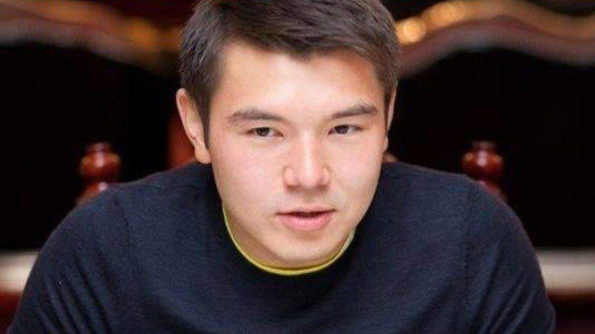 Помер Айсултан Назарбаєв – онук першого президента Казахстану
