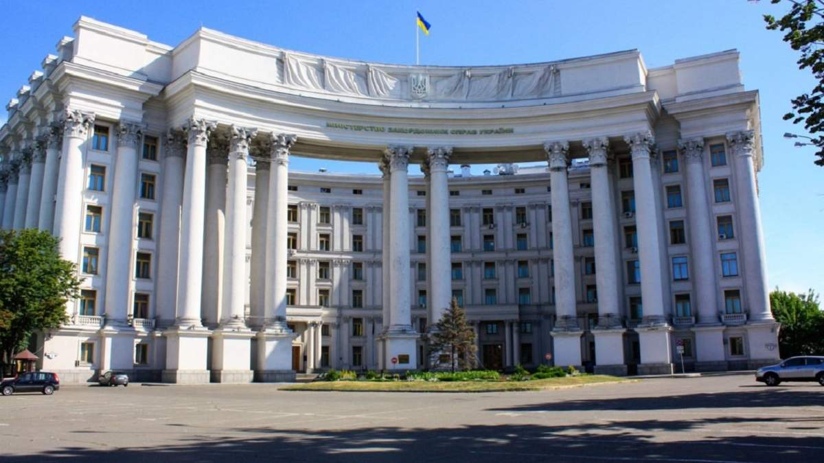 Украина вызывает своего посла из Минска для консультаций