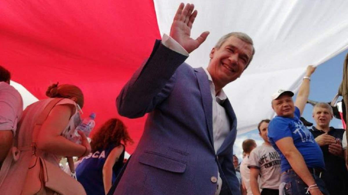 Павло Латушко звільнений з театру Купали в Мінську: підтримав протест