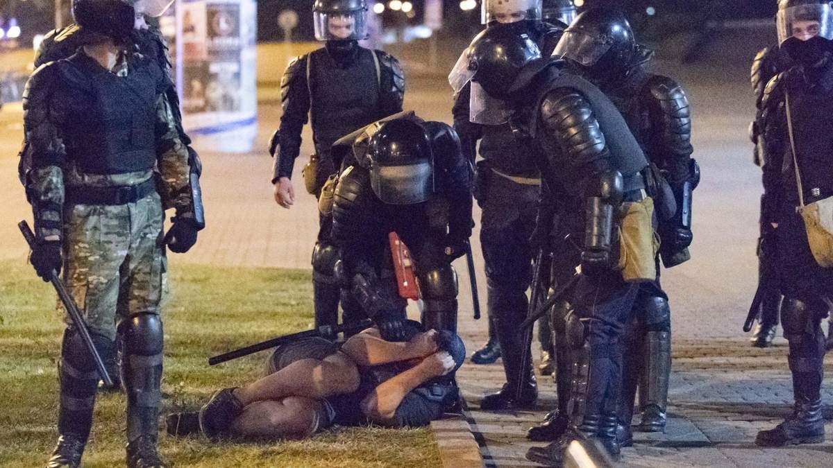 В МВД Беларуси подтвердили смерть 3 участника протестов