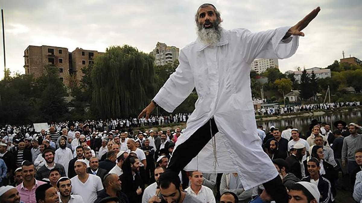 Рош ха-Шана 2020: власти Украины и Израиля обратились к хасидам