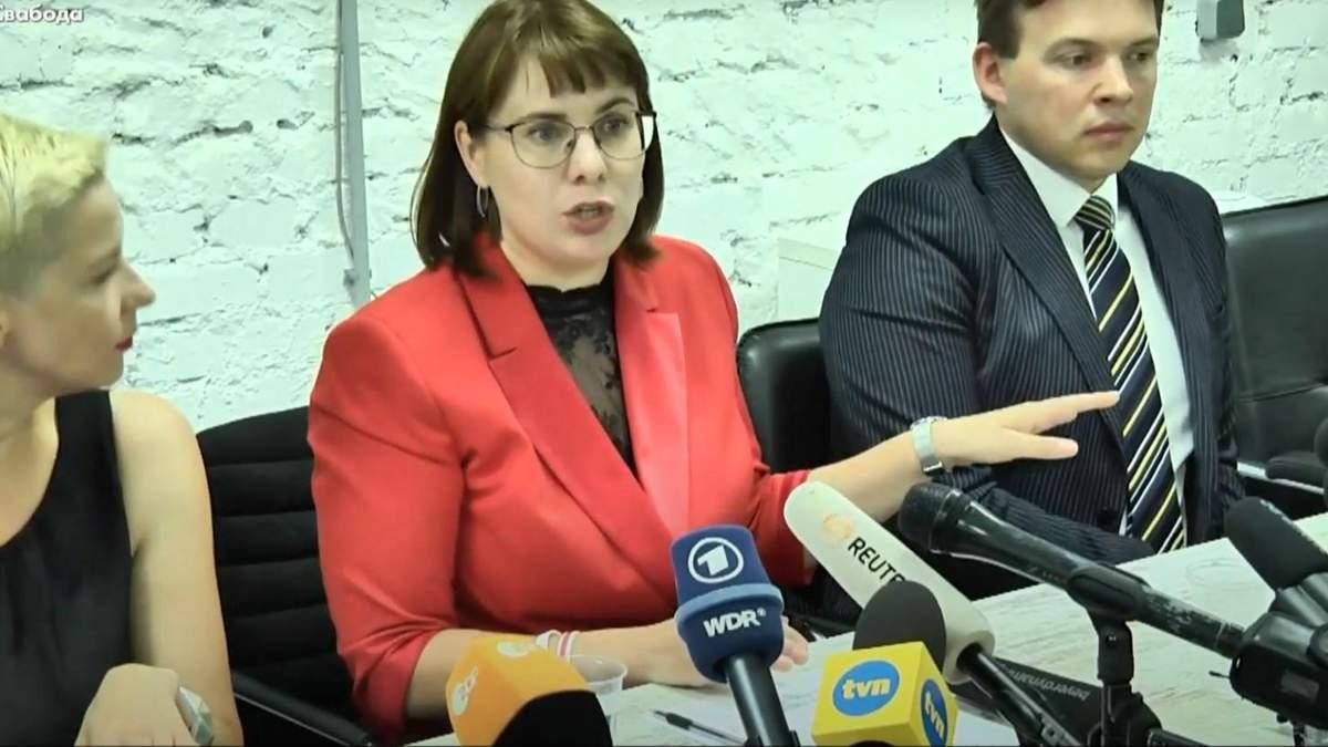 У Білорусі провели першу прес-конференцію Координаційної ради