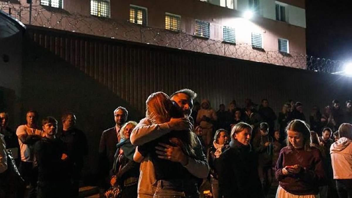 Сотня мітингувальників досі в лікарні, десятки – зникли безвісти