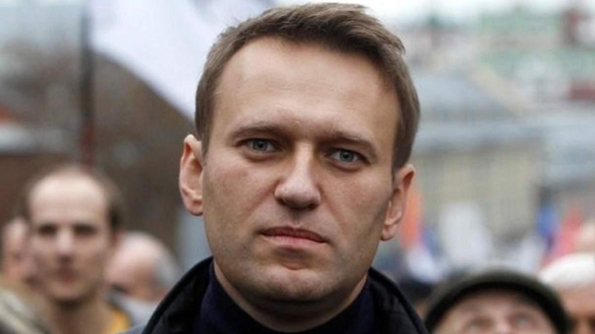 Олексій Навальний в комі: його стан – що відомо