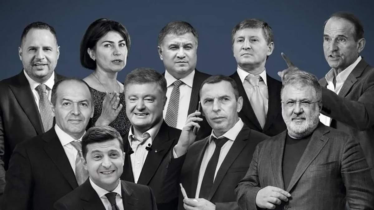 Топ 100 найвпливовіших людей України 2020: рейтинг НВ