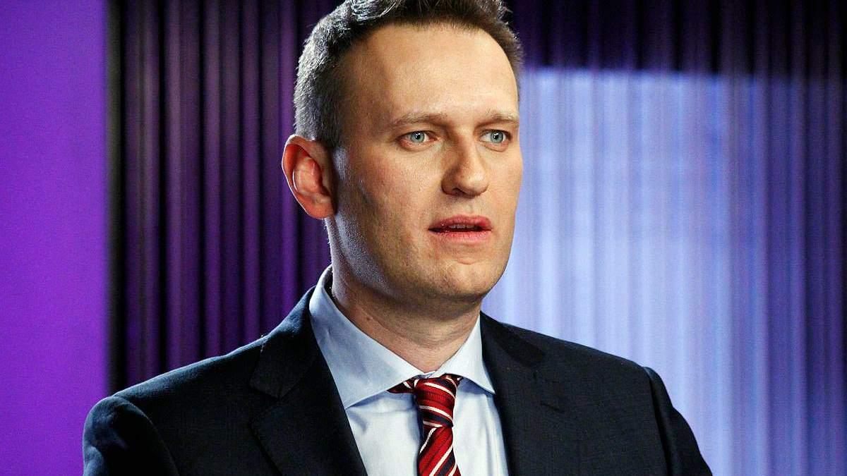 Причина отруєння Олексія Навального: чим отруїли опозиціонера