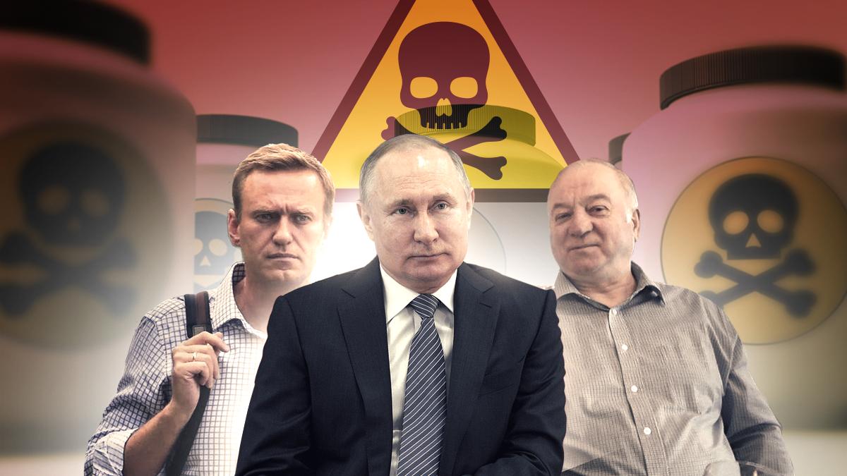 Що відомо про загадкові отруєння опонентів Кремля