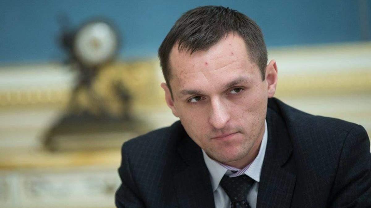 После увольнения Холодницкого САП временно возглавил его заместитель Максим Грищук: что о нем известно