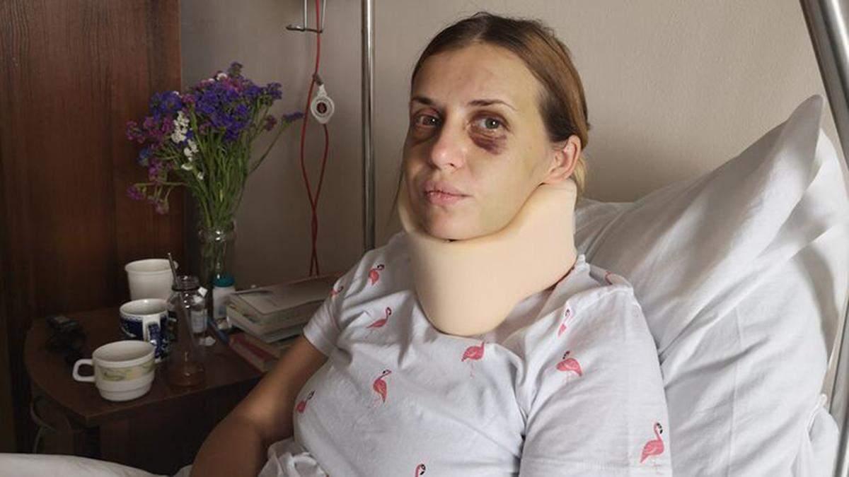 Анастасия Луговая до сих пор находится в больнице
