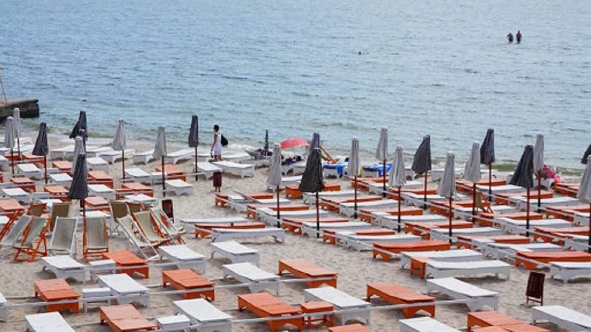 На каких пляжах Украины запрещено купаться: список