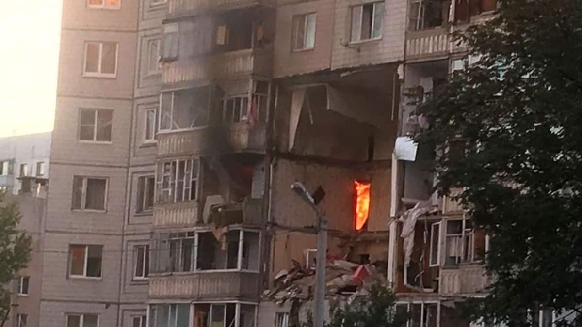В Ярославлі у Росії вибухнула багатоповерхівка: що відомо, фото, відео